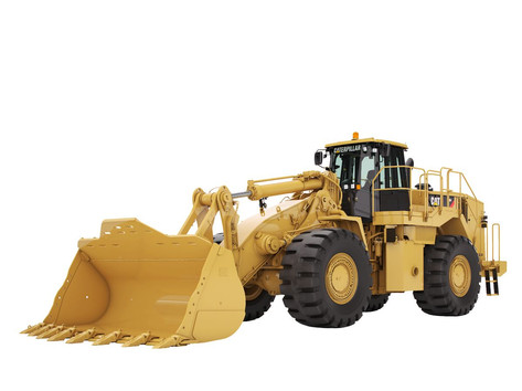 CAT 988G