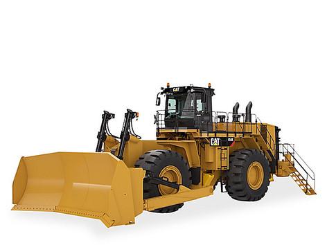 CAT 854K