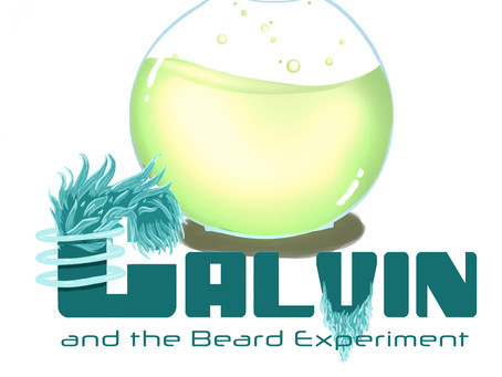 Available Now! Calvin and the Beard Experiment