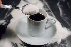 Como adoçar seu cafezinho