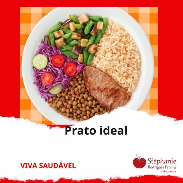 Prato ideal