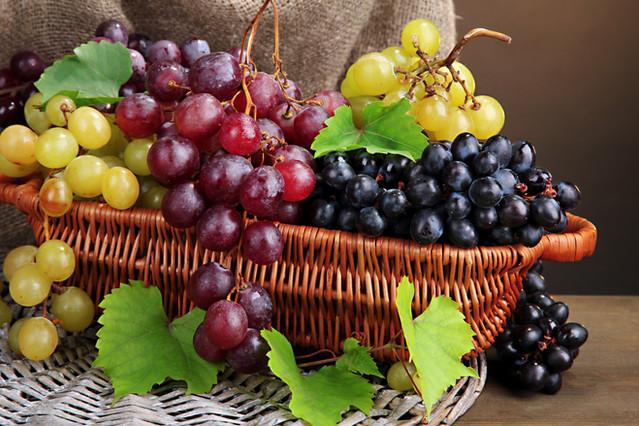 Você sabe os benefícios da uva ???
