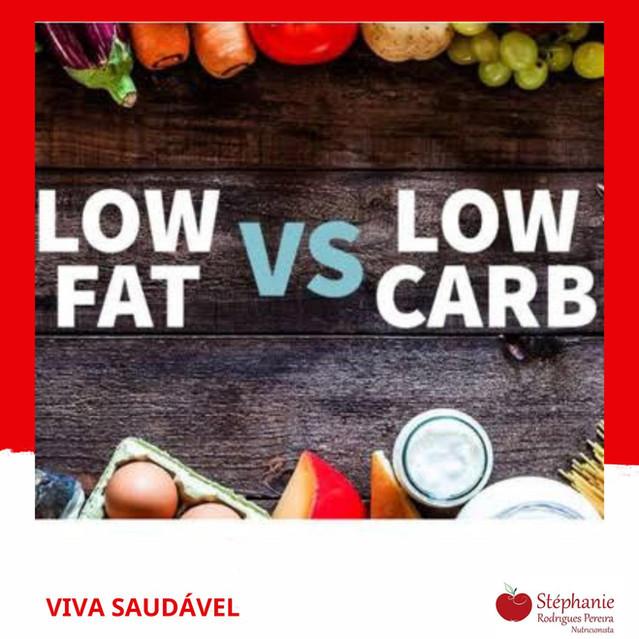 Low Carb X Low Fat