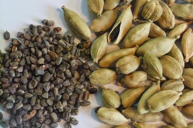 Benefícios Nutricionais do Cardamomo