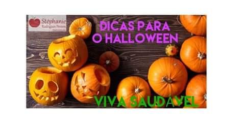 Dicas para o Halloween