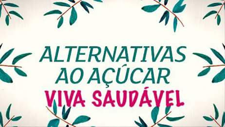 Alternativas naturais do açúcar