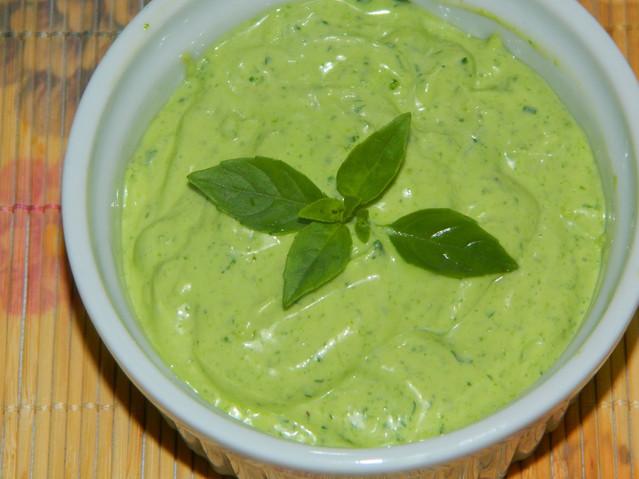 Molho para Salada Com Kefir