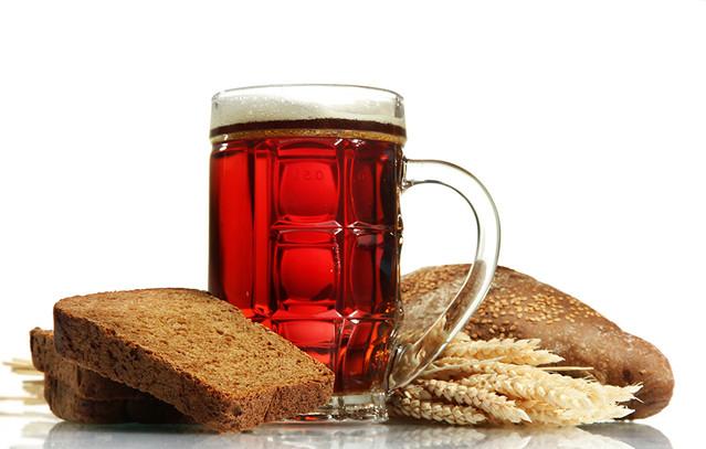Cerveja X Pão