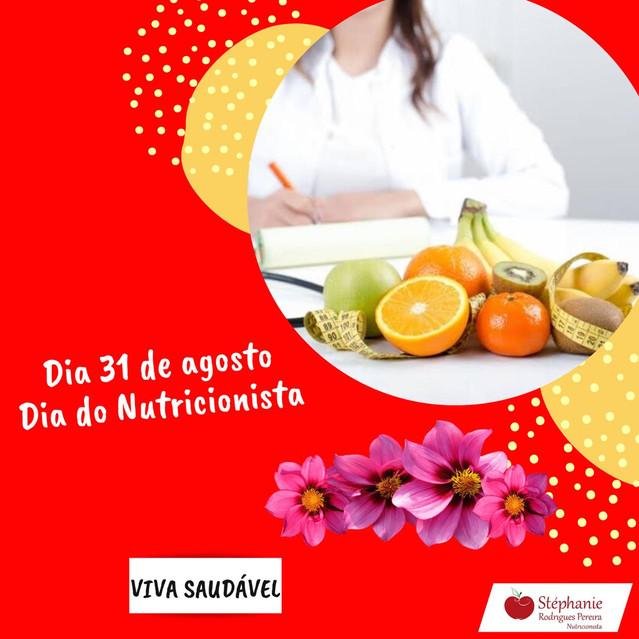 Dia do Nutricionista
