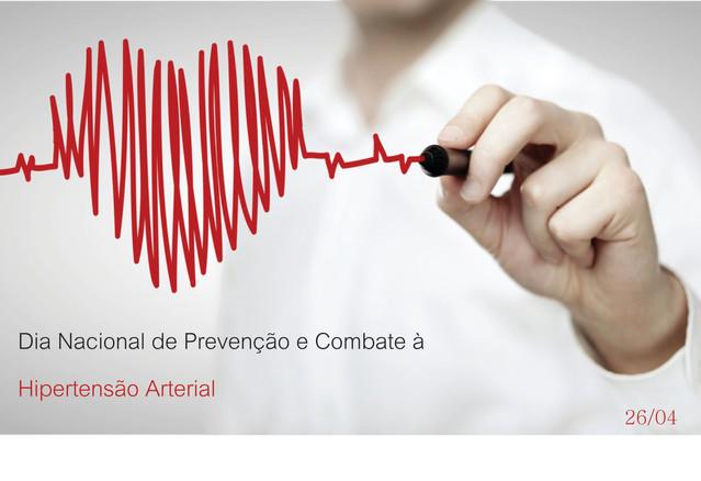Dia Nacional de Combate à Hipertensão Arterial