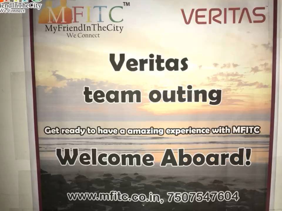 Veritas Team Outing