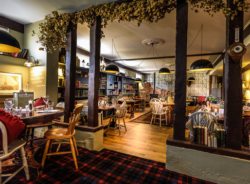 Check Out This Gastro Pub's Images