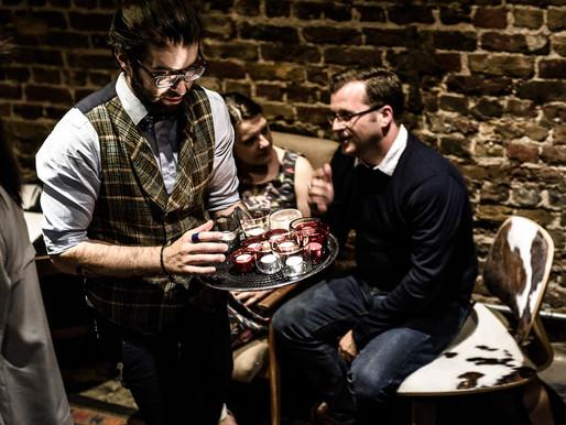 Artists Portrait For London Show