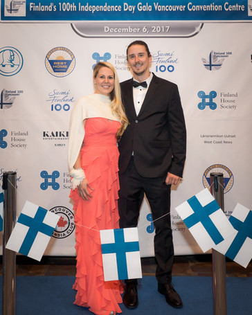 Finland 100 Vancouver Gala