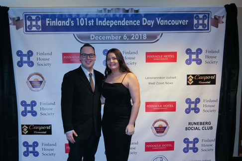 Finland 101 Independence Day Dinner