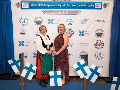 Finland 100 Vancouver Gala