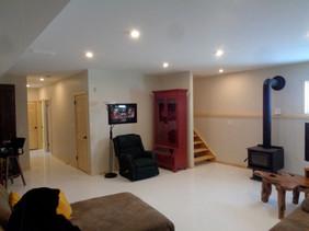 Pine House Basement
