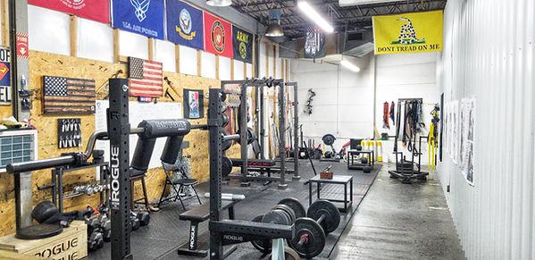 Athletes Training