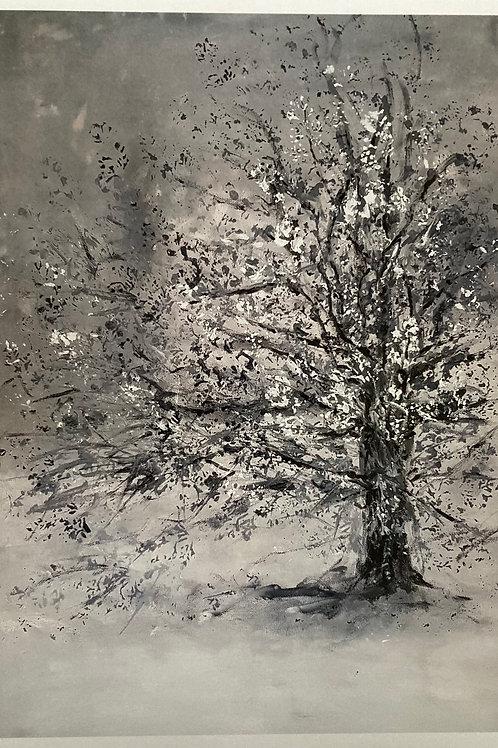 Snow Storm A4 Loose Print