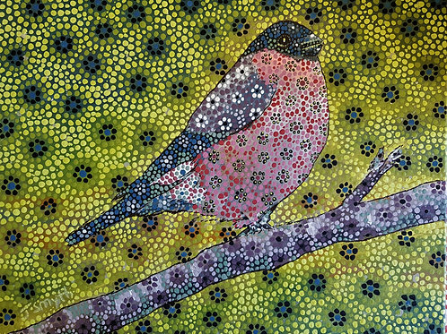 The Bullfinch A4 Loose Print