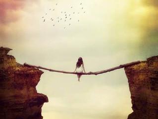 Nunca desista – Tenha FÉ, persista!