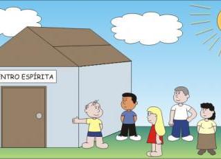 O que acontece quando você entra num Centro Espírita?