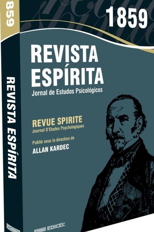 Revista Espírita [Edicel] - 1859
