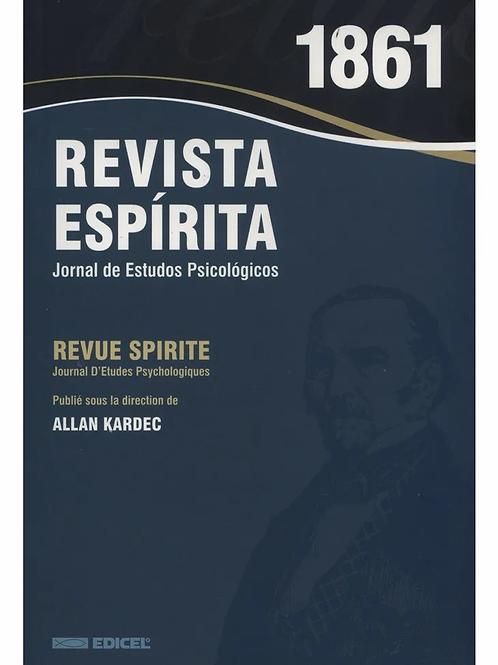 Revista Espírita [Edicel] - 1861