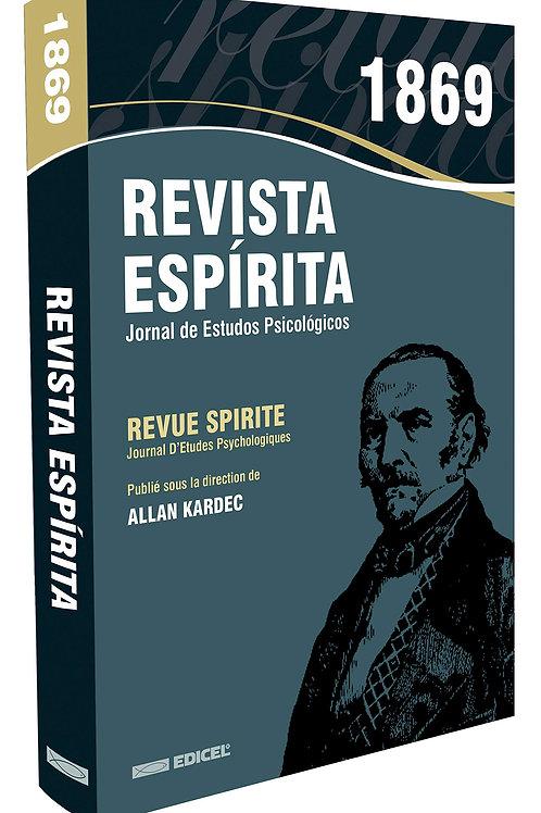 Revista Espírita [Edicel] - 1869