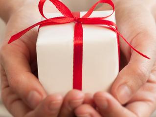 Que o seu presente seja o PRESENTE!