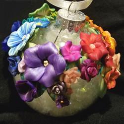 Floral Rainbow Glitter (1)