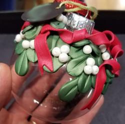 Mistletoe Bauble