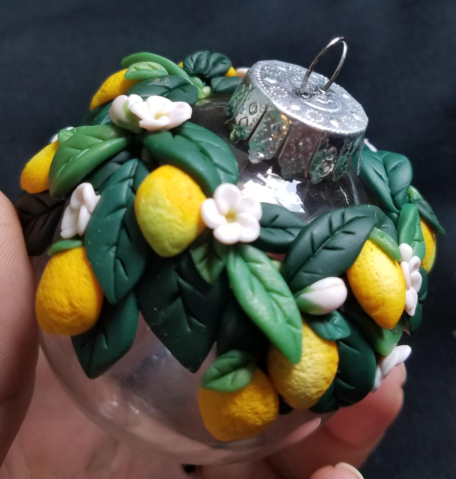 Lemon Blossom Bauble (2)