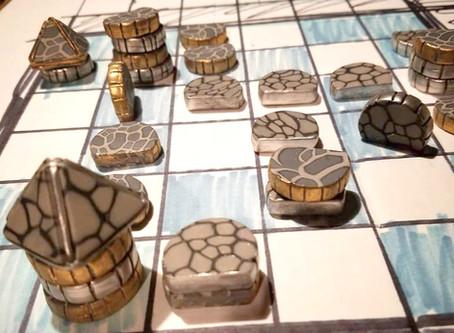 Rising to Pieces: Custom Game Piece Set 1