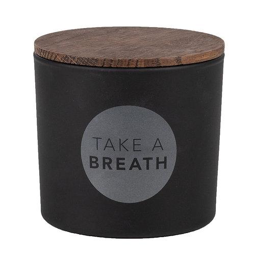 """Duftwelten Duftkerze """"Take a breath"""" klein"""