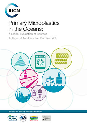 2017_Primary Microplastics in the Oceans