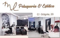 Nueva incorporación Ml Peluquería & Estética.