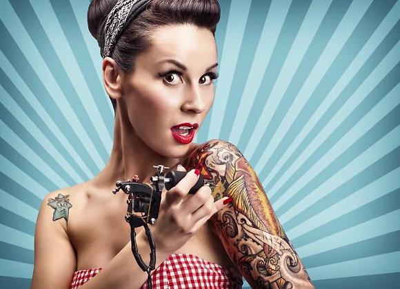Tatuaje profesional