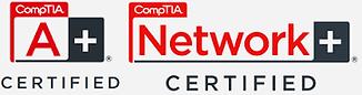 A+ N+ Certified