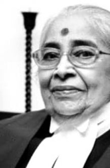The former Chief Justice of Kerala High Court Justice K.K. Usha passed away in Kochi on Monday.