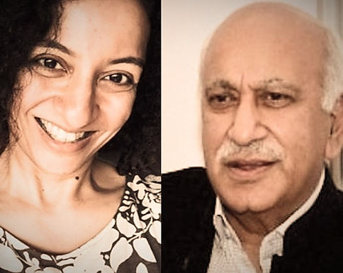 Defamation case against Ramani by M.J Akbar referring to article in Vogue Story