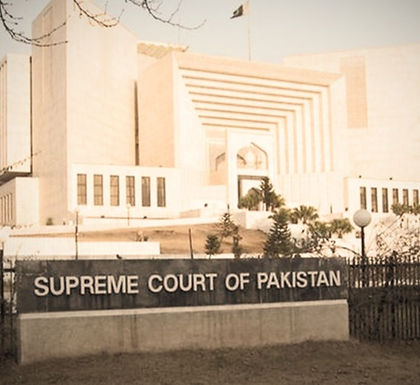 """Pakistan SC: No """"Honour """"in Honour killing, need to discourage crime against women."""