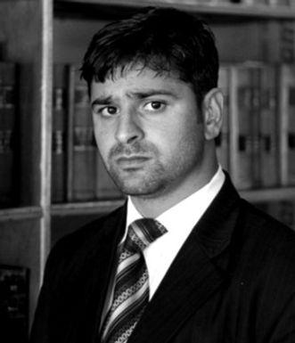 Lawyer and TV panelist Babar Qadri of Jammu and Kashmir was shot dead near his residence.