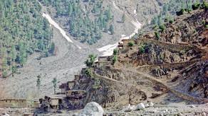 Earthquake in Pakistan (1987)