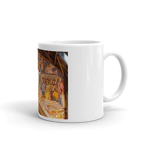 Highnam Church Fresco mug
