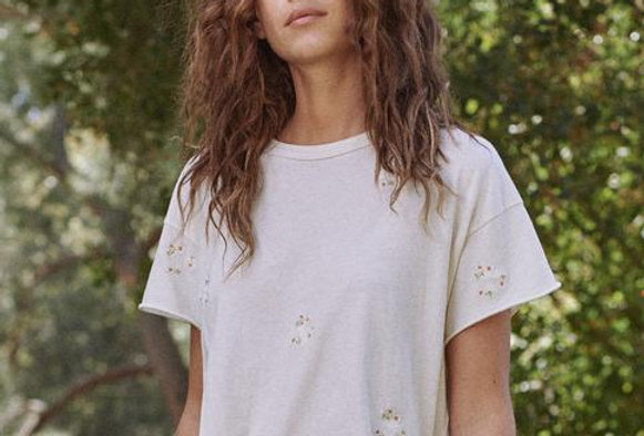 The Great Crop Tee