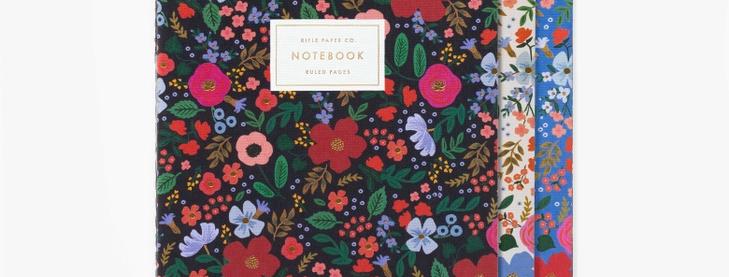 Rifle Paper Notebook Set