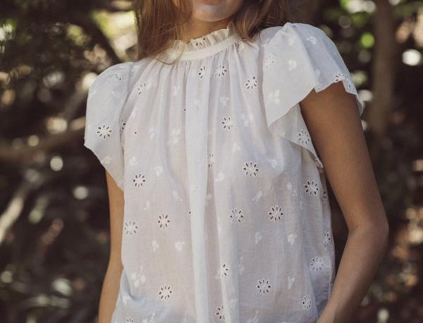 Trovata Carla Highneck Shirt
