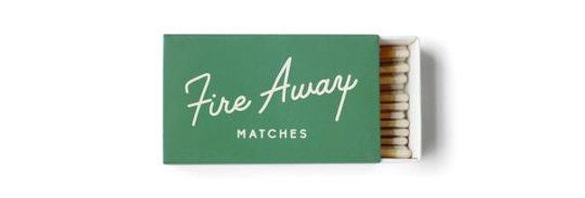 Paddywax Matchbox