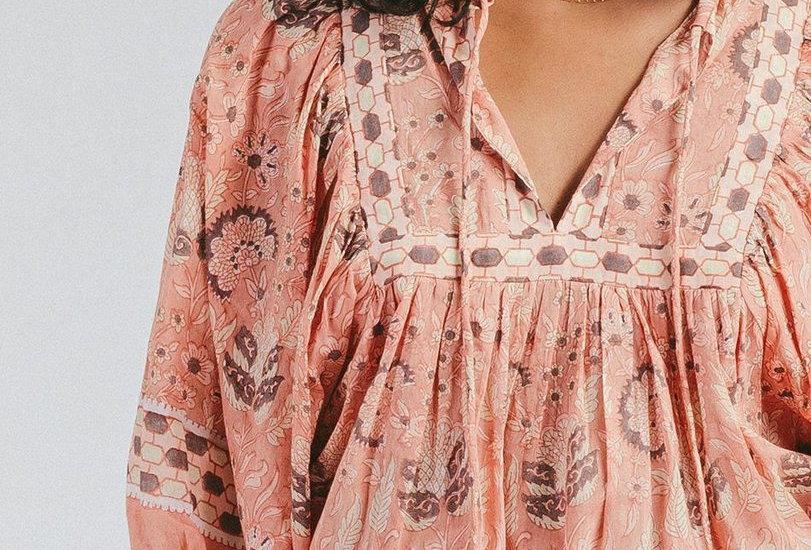 Cellobella amarilis blouse